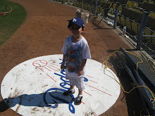 Avery at Bat