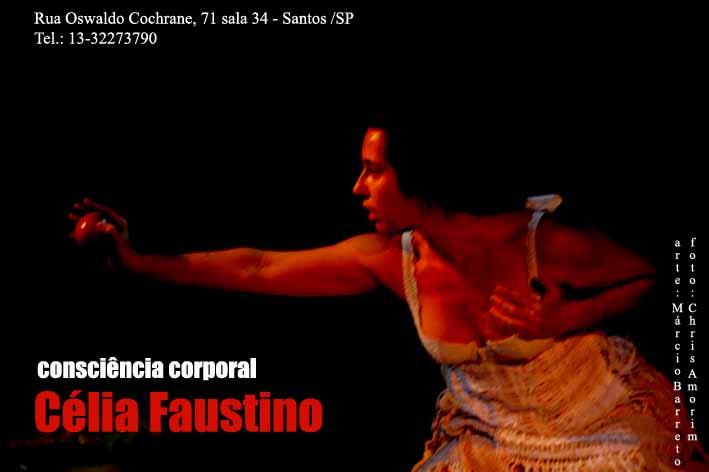 Célia Faustino - Consciência Corporal
