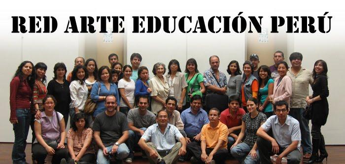 Red Arte Educación Perú