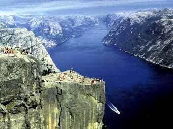 mount, Mountains, Lake, sunset, Noruega photograph