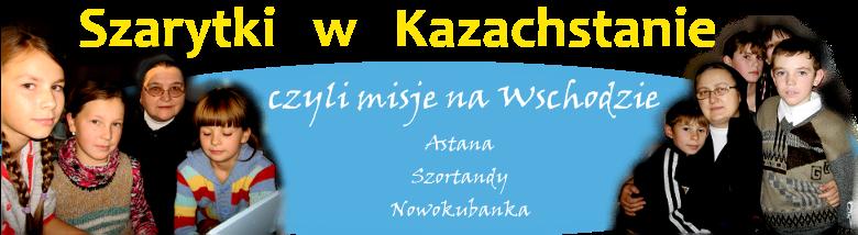 Szarytki w Kazachstanie