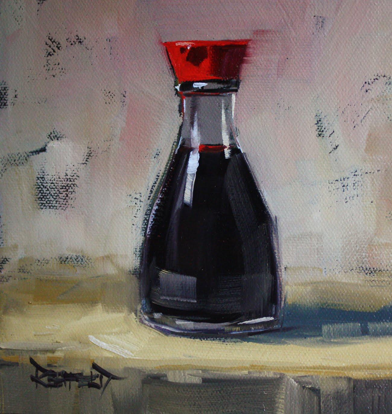 Brushstrokes Paintings For Sale