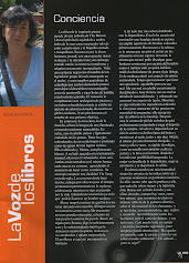 La voz de enero 2009            ***   Teresa