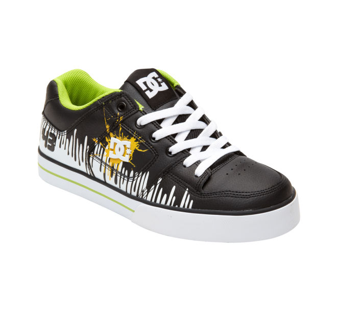 famwear skateboard shop ken block pure shoes by dc. Black Bedroom Furniture Sets. Home Design Ideas