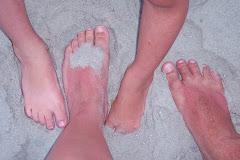 Fantastic Family Feet