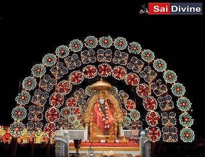Invitation for Shri Ramnavami Festival 2010 by Shri Sai Baba Sansthan, Shirdi