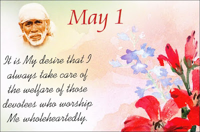 Shirdi Sai Speaks - Teachings for May