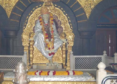 Prayers reached Shirdi on 3rd September, 2008