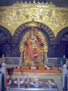 Prayers reached Shirdi on February 2, 2009