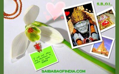 Me, My Sai Baba & His Miracles In My Life - Sai Devotee Ruchita