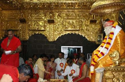 Gurupoornima Celebrations at Shirdi 2009 - Photo Gallery
