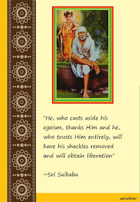 A Couple Of Sai Baba Experiences - Part 3