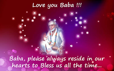 Blessed Birthday in Sai Baba's Town Shirdi