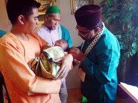 upacara cukur rambut di daerah betawi budaya indonesia sekarang