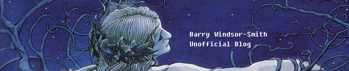 Barry Windsor-Smith Unofficial Blog
