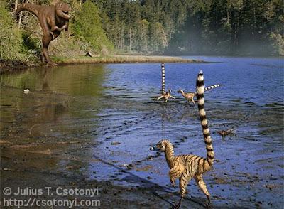 恐龍新物種 - 八大恐龍新物種