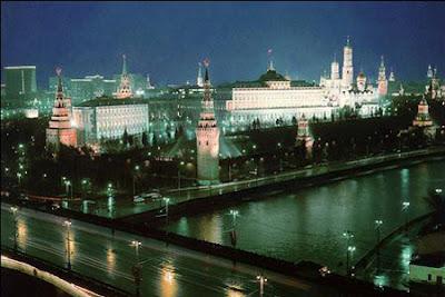 全球十大美女之城 莫斯科風景