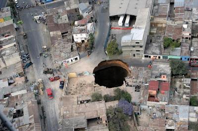 瓜地馬拉 地底大洞 - 地獄之門 瓜地馬拉 地底大洞