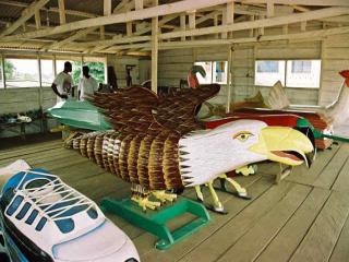 超開心棺材 - 非洲迦納的超開心棺材