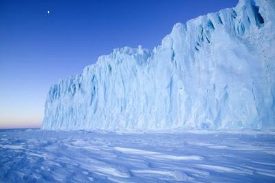 南極的殺人風
