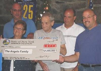 十大奇特夫妻 - 唯一一對贏得兩次彩票的夫妻