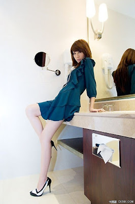 韋敏 韋小Mo - 網拍第一美女韋敏