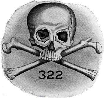 耶魯 骷髏會 Skull