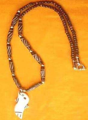 7種不能帶走的紀念品 - 3.西藏死人骨產品