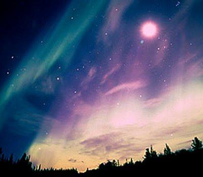 格陵蘭 永夜