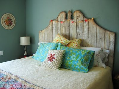 Head Boards  Kids on Barnwood Headboard