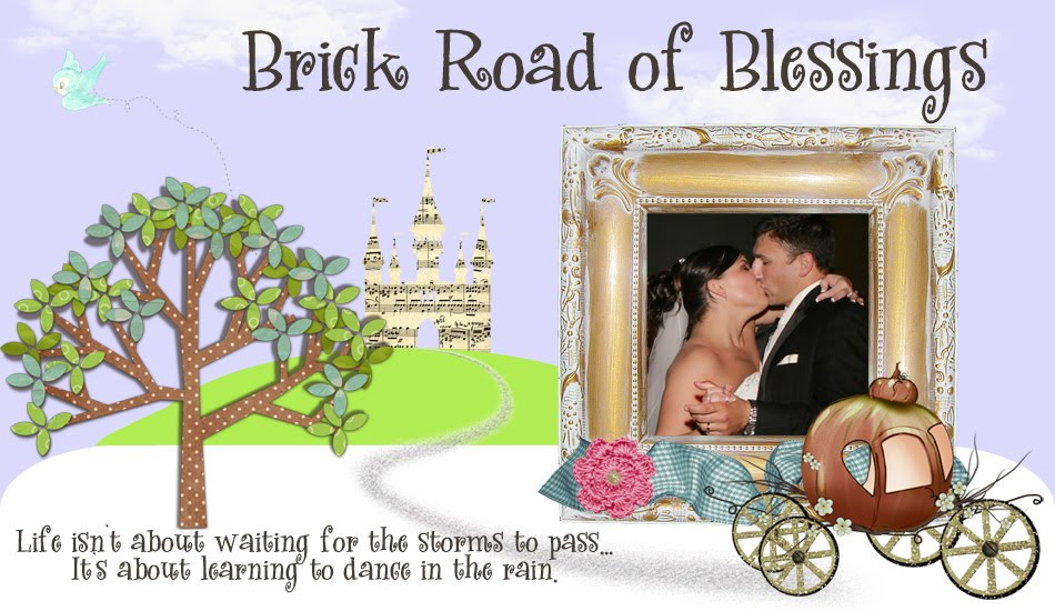 Brick Road of Blessings