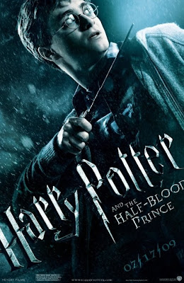 Filme poster Harry Potter e o Enigma do Principe DVDRip XviD Dublado