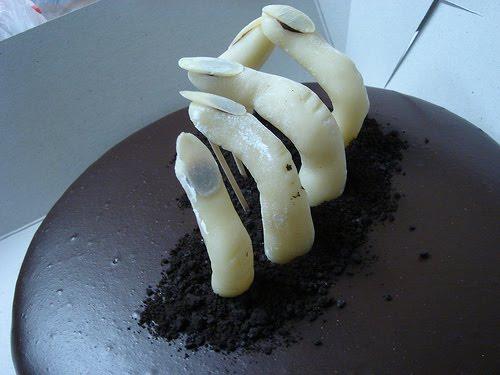 Cool Halloween Cakes