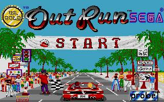Out Run (Atari ST)