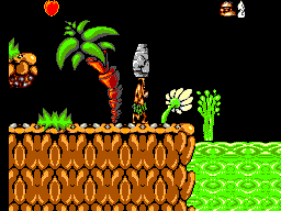 Chuck Rock (Sega Master System)