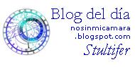 Premio al mejor blog del dia de No sin mi camara