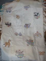 Daniel's Afghan Blanket