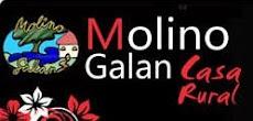 MOLINO GALÁN. (Casa Rural).