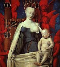 Se desnuda la Santa, la Hetaira, y me besa