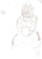 Goku bdz ss 1