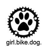 Girl.Bike.Dog
