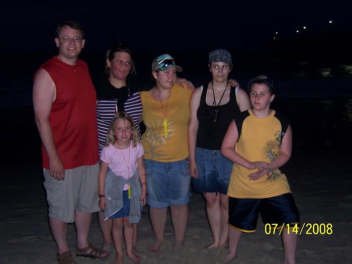 David, Deb, Kristin, Elly, Bree, Dan