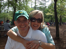 Wendy and me at the masters