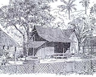 Rumah+sunda cerita rakyat sunda si kabayan