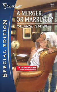 A Merger…or Marriage? by RaeAnne Thayne