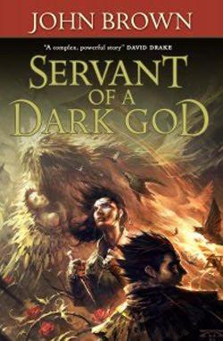 Servant of a Dark God by John Brown