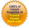 Our Properties are listed on FranceHouseHunt.com