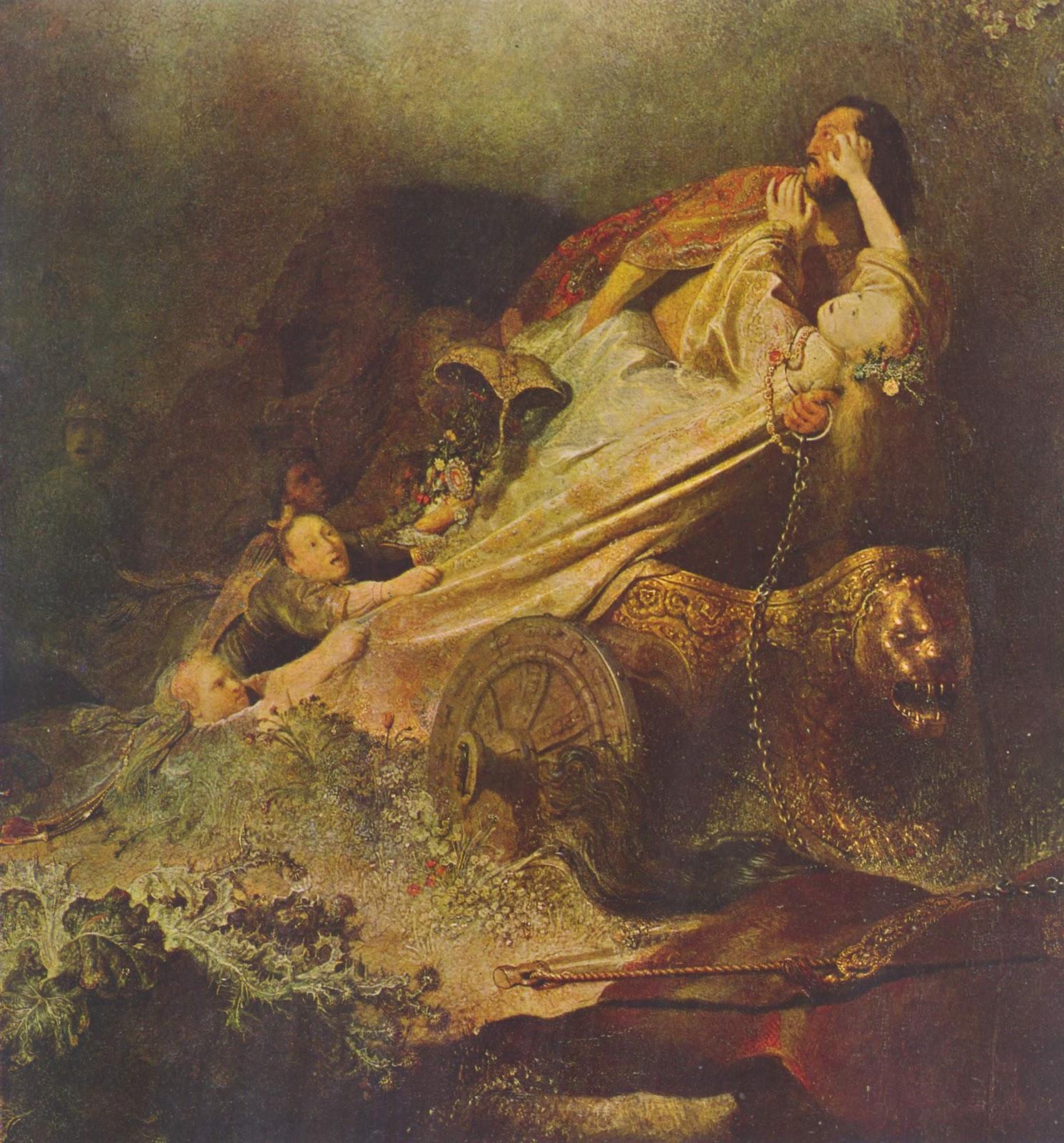 Viático de Vagamundo: Perséfone ou Proserpina (Persephone ...