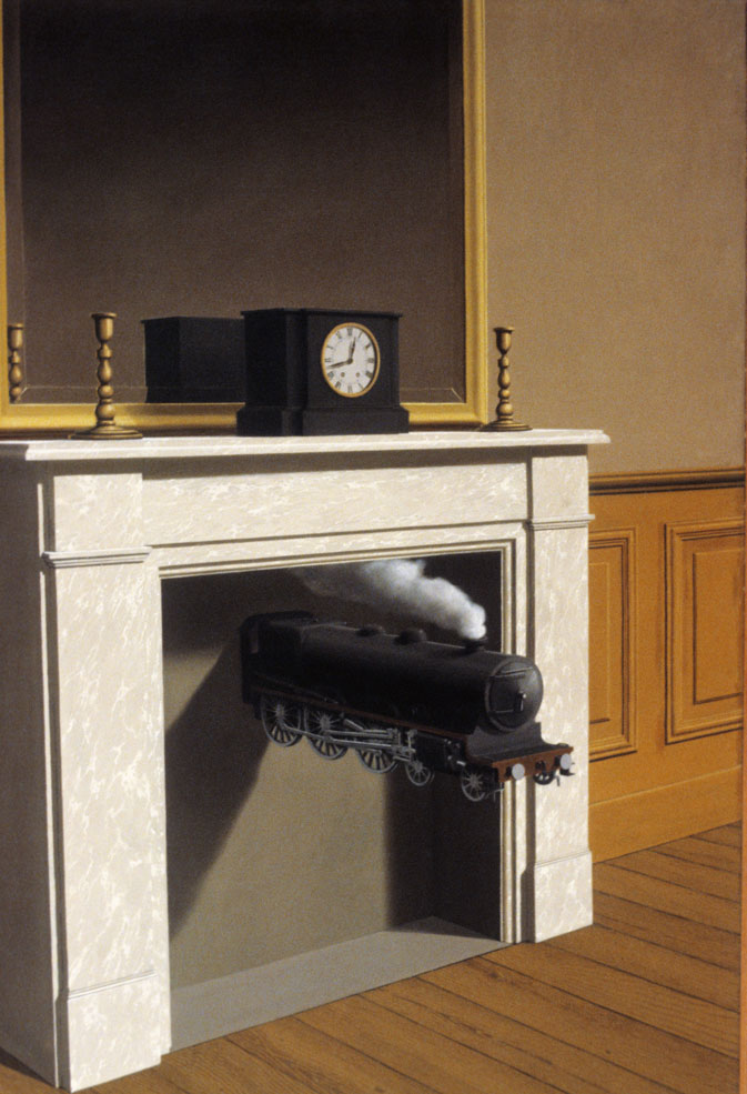 magritte 1898 1967 39 philosophy in the bedroom 39 oil on canvas