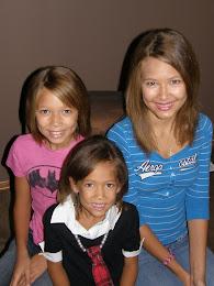 My 3 beauties